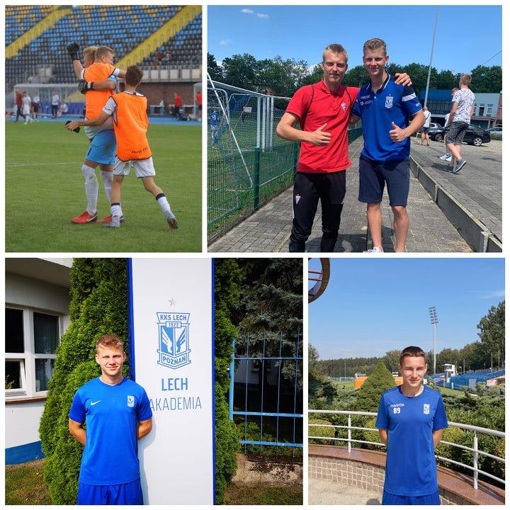 Z wizytą u byłych zawodników MUKS CWZS Bydgoszcz